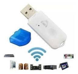 Adaptador Receptor Bluetooth Usb Pendrive Carro Musica comprar usado  Brasilia
