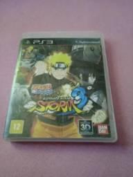 Naruto Shippuden Ultimate Ninja Storm 3 Ps3 comprar usado  Balneário Camboriú