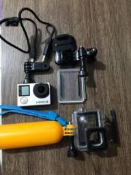 GoPro Hero 4 Silver (único dono)