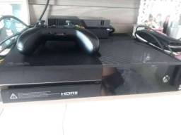 Xbox one fat vários jogos