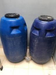 Eco tanque 240l com torneira