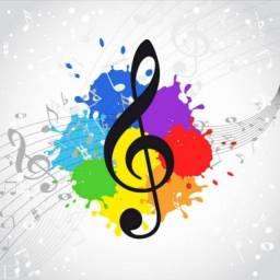 Vendo músicas, sou compositora