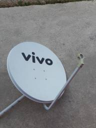 Antena Banda Ku, 75 cm