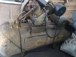 Compressor schulz 20 pes 5hp