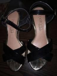 Sapato da beira rio tamanho 34