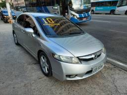 Civic 1.8 LXS 2010 - GNV - Financio em até 48x e parcelo em 12x no cartão