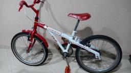 Bicicleta Caloi Hello Kitty