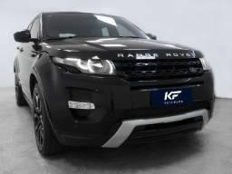 Range Rover Evoque 2.0 Dynamic Gasolina 2015 Preto Completo