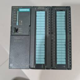 Clp PLC S7-300 Siemens CPU314C PN/DP