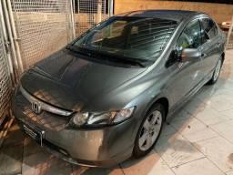 Honda Civic LXS AT 2007 GNV