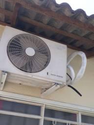 Ar condicionado Samsung 9.000 BTUs Inverter..