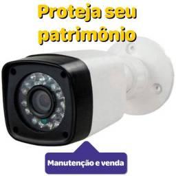 Câmeras de segurança todos modelos menor preço
