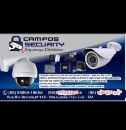 Campos Segurity Segurança Eletrônica