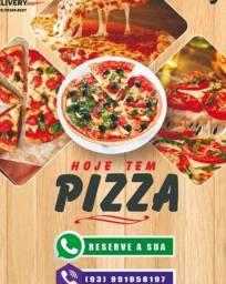 Promoção de Pizza grande 20,00