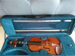 Violino Eagle 3/4 para estudantes em perfeito estado