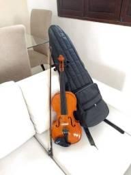 Violino Eagle vk544 tá super concervado
