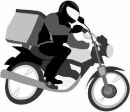 Contrato Moto boy das 18:as 23 horas entrega de comida