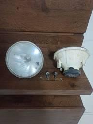 Farol da L200, 2004 a 2009. Já com as luzes