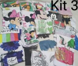 Kit de Tshirts