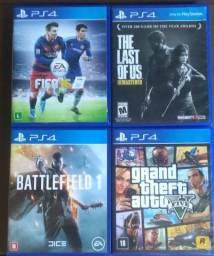 Vende jogos PS4