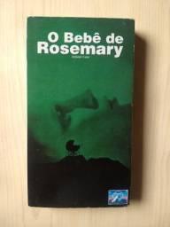 VHS FILME O BEBÊ DE ROSEMARY