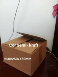 Caixa encomenda e-commerce