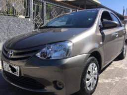 Etios Sedã 1.5 Xs aut( no boleto )