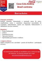 Contrata-se Borracheiro(a)