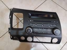 Rádio original CD player Honda Civic 2007 - 2012