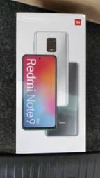 ? celular xiaomi note 9 pro 128 de armazenamento 6 GB de RAM novo lacrado versão global!