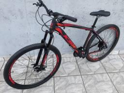 Bicicleta aro 29 KSW nova Alumínio Shimano Tourney TY300