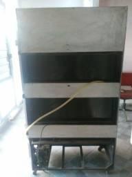 Máquina de assar frango 1600