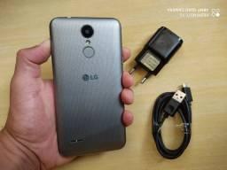 Celular LG K4 8gb semi novo - só venda