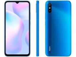 "Smartphone xiaomi redmi 9a tela 6,53"" 2gb/32gb 4g - azul"