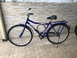 Bicicleta Barra Forte Status