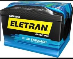 Bateria 60Ah 12 meses de garantia