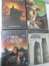 DVDs  Originais Variados R$ 10,00 cada