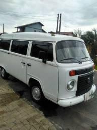 Kombi 2014 com GNV 5 geração aceito troca