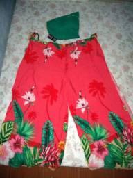Conjunto de roupas