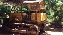 Trator de esteira Fiat 7d 89