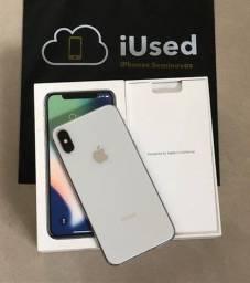 IPhone X 64gb Branco - Aceito Seu iPhone Como Pagamento