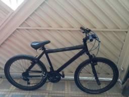 Bicicleta aro 26 quadro em alumínio reforçado