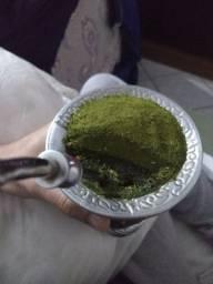Vendo erva de chimarrão ( 1 kg ), a melhor erva da região sul.