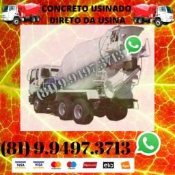 Usina concreto , usina concreto ,55805-000