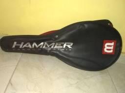 Raquete Wilson hammer seminova