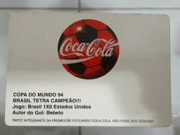Futcards Coca Cola