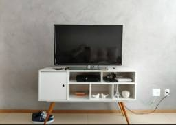 Tv Toshiba 40 + rack clássico
