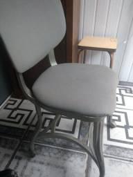 Cadeira de escritório Retrô
