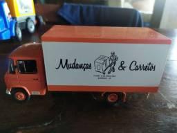 Caminhão colecionavel