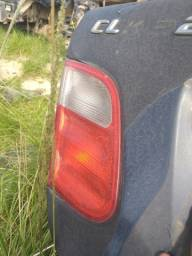 Lanterna esquerda da mala mercedes clk 320